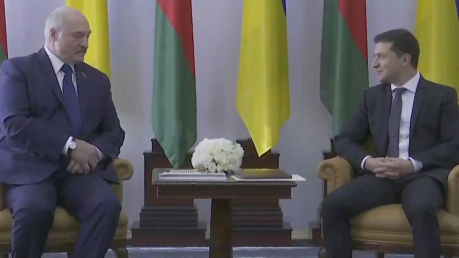 Зеленский заявил об отсутствии границ между Украиной и Белоруссией