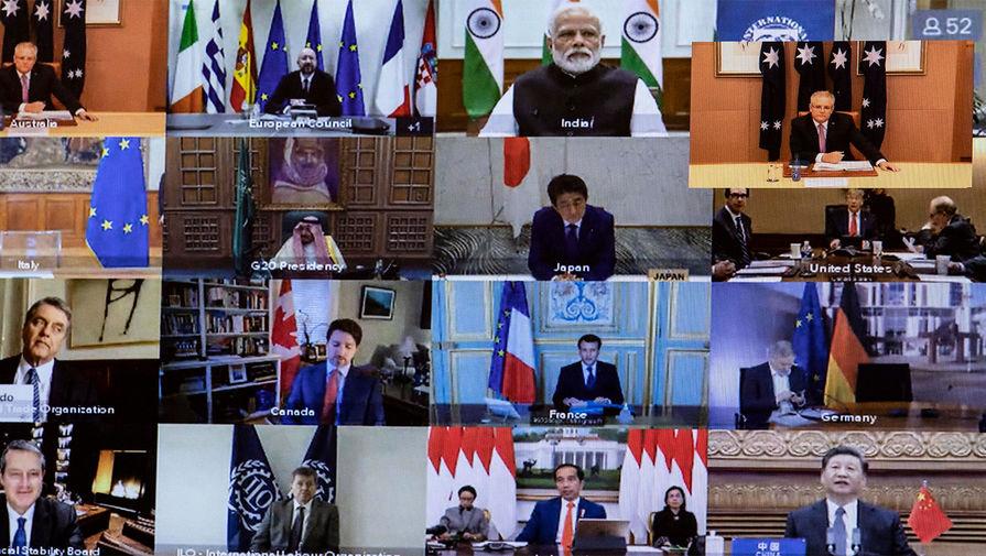 Министры G20 договорились создать рабочую группу по мониторингу энергорынка