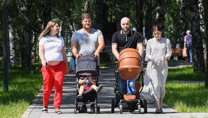 Рождаемость, медицина и Крым: россиян стало на 2 млн больше