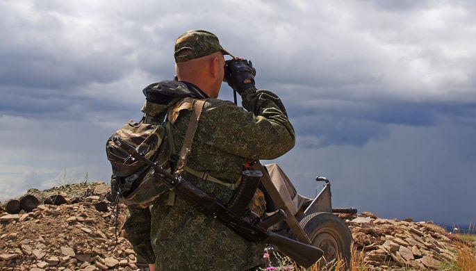 Украина пошла за миротворцами