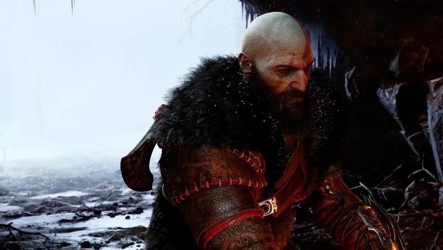Sony впервые показала кадры из God of War: Ragnarok
