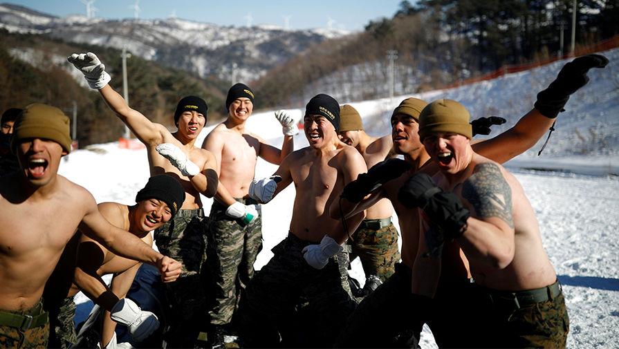 СМИ уточнили планы США и Южной Кореи по совместным военным учениям