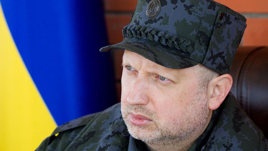 Без санкции Киева: Турчинов объявил о сборе ветеранов АТО