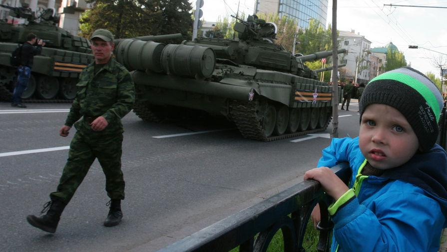 Массированный удар по Донецку нанесла Украина