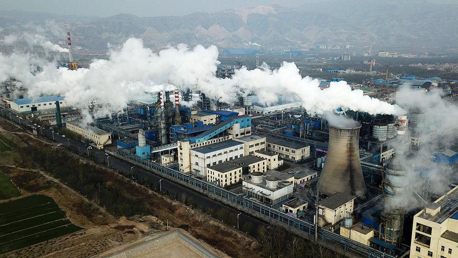 Оценен ущерб для России от введения углеродного налога в ЕС