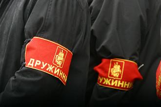 В Госдуму внесен законопроект о введении штрафов за неподчинение требованиям дружинников