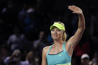Мария Шарапова без проблем преодолела второй круг турнира в Майами