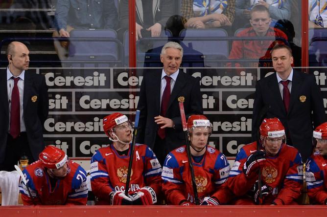Зинэтуле Билялетдинову не удалось внести коррективы в игру