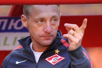 Андрей Тихонов в третий раз вернулся в «Спартак»