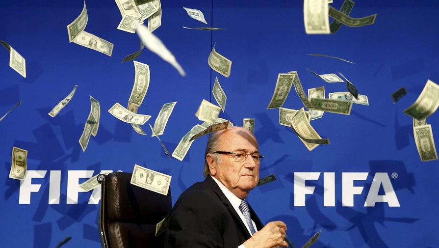 Экс-глава ФИФА назвал политизированным решение WADA по российским спортсменам