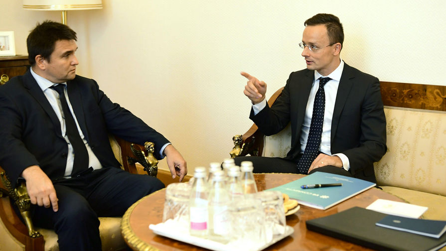 Венгрия снова заблокировала заседание комиссии Украина – НАТО