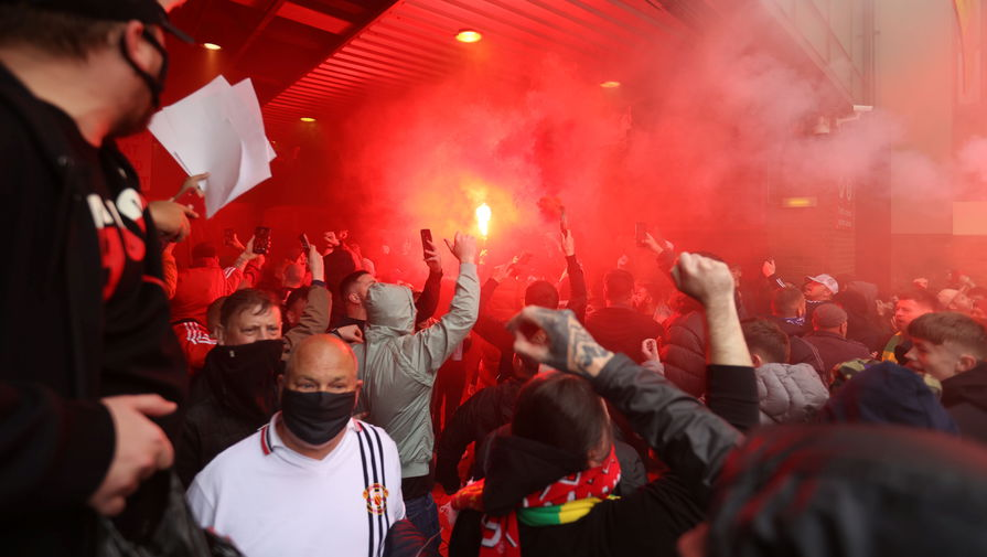 Экс-вратарь Манчестер Юнайтед высказался о протестах фанатов