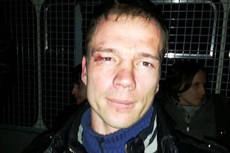 Активист Ильдар Дадин, 2013 год