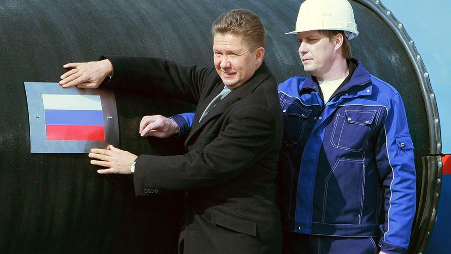 """В """"Газпроме"""" рассказали о готовности построить третий """"Северный поток"""""""