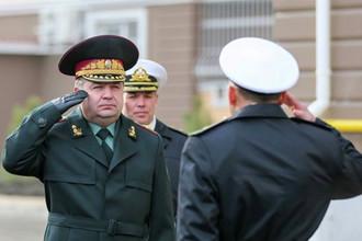 Бывший руководитель Нацгвардии Украины Степан Полторак