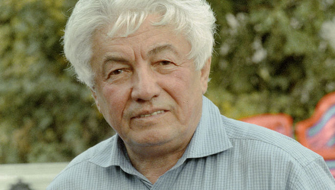 Писатель Владимир Войнович, 1995 год