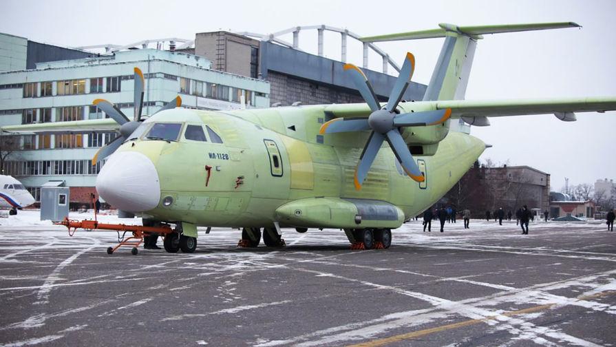 Появилось видео полета нового самолета Ил-112В