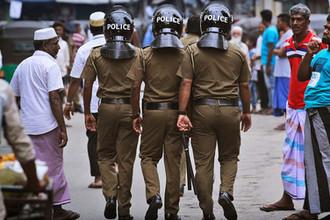 Полиция на Шри-Ланке