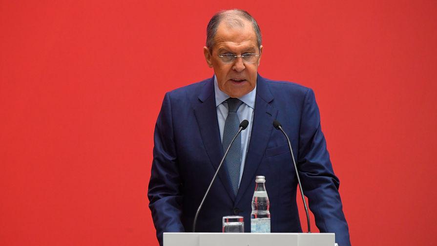 Лавров назвал заявления минобороны Германии по ядерному сдерживанию России фантазией