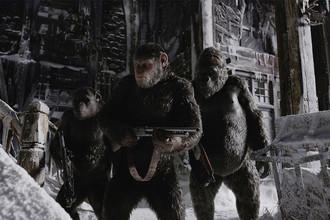 Новая «Планета обезьян» и другие премьеры недели