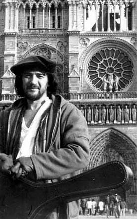 Алексей Хвостенко в Париже