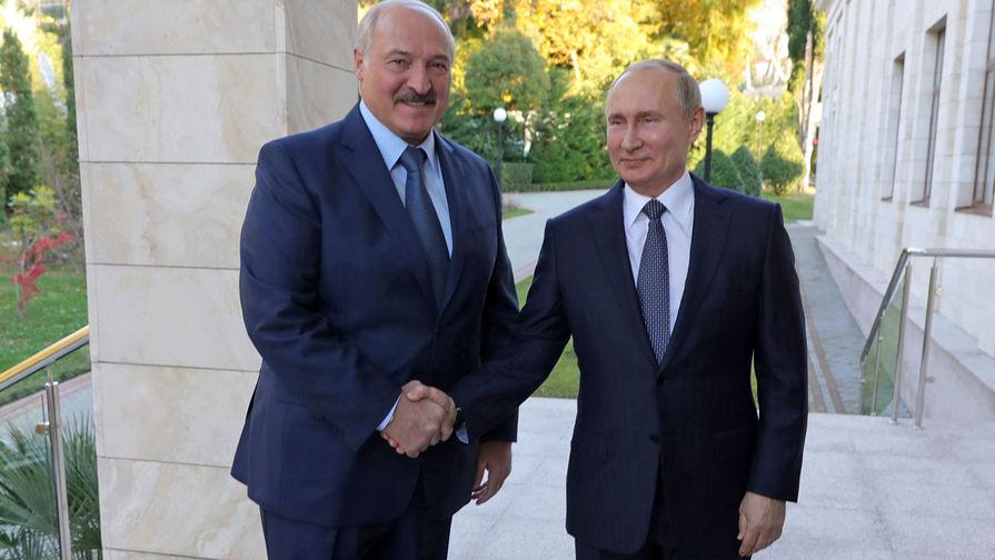 Орешкин рассказал о результатах встречи Путина и Лукашенко