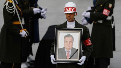 Окончание войны в Сирии стало бы лучшей памятью об убитом российском дипломате