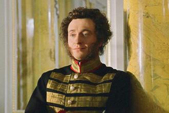 Сергей Безруков в сериале «Одна любовь души моей» (2007)