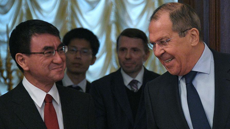 Россия предложила Японии полностью отказаться от виз, заявил Лавров