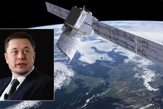 Почта не дошла: Маск едва не сбил европейский спутник