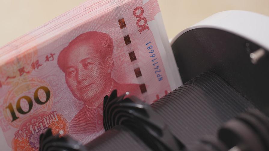 Минфин включил в структуру ФНБ юань и иену