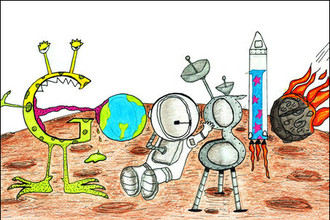 Владельцы Google и Джеймс Кэмерон планируют добывать ресурсы в космосе