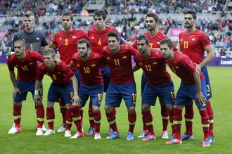 Сборная Испании покидает олимпийский футбольный турнир