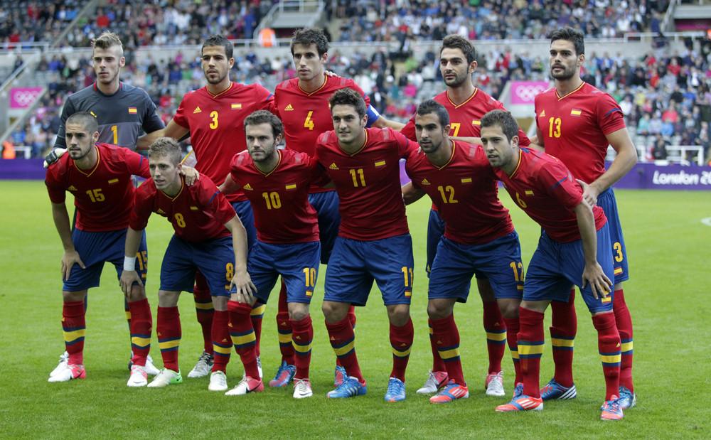 Футбольный турнир в испании