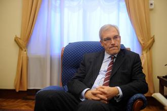 Александр Грушко назначен постоянным представителем России при штаб-квартире НАТО в Брюсселе