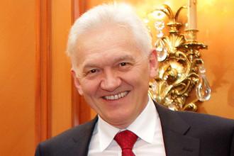 Volga Resources Геннадия Тимченко получил контроль над 12,5% страховой компании «Согаз»