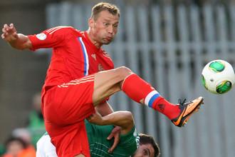 Василий Березуцкий — один из самых опытных игроков не только в ЦСКА, но и в сборной