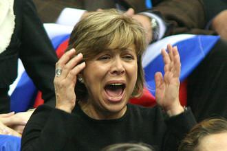Ирина Роднина удалила скандальный твит про Барака Обаму