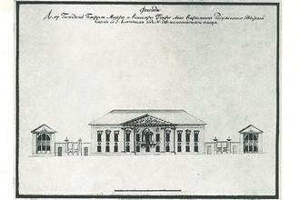 Наличие здания в «Альбомах партикулярных строений…» Матвея Казакова –знак высшего художественного качества и исторической ценности