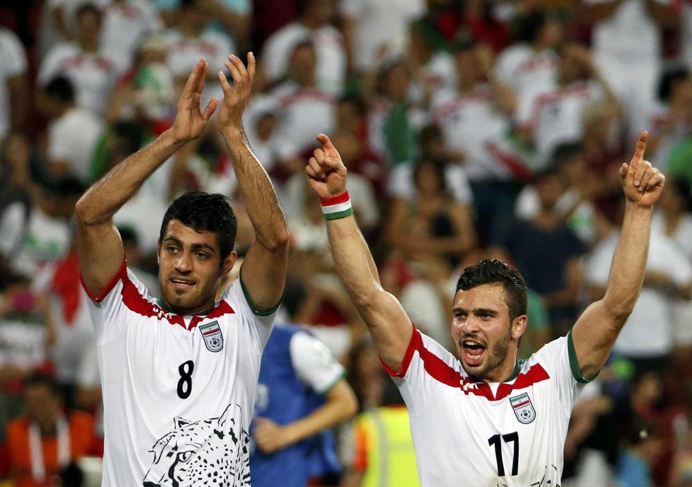 прогноз матча по футболу Иран - ОАЭ