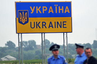 Пункт пропуска «Угринов-Долгобичув» на украинско-польской границе