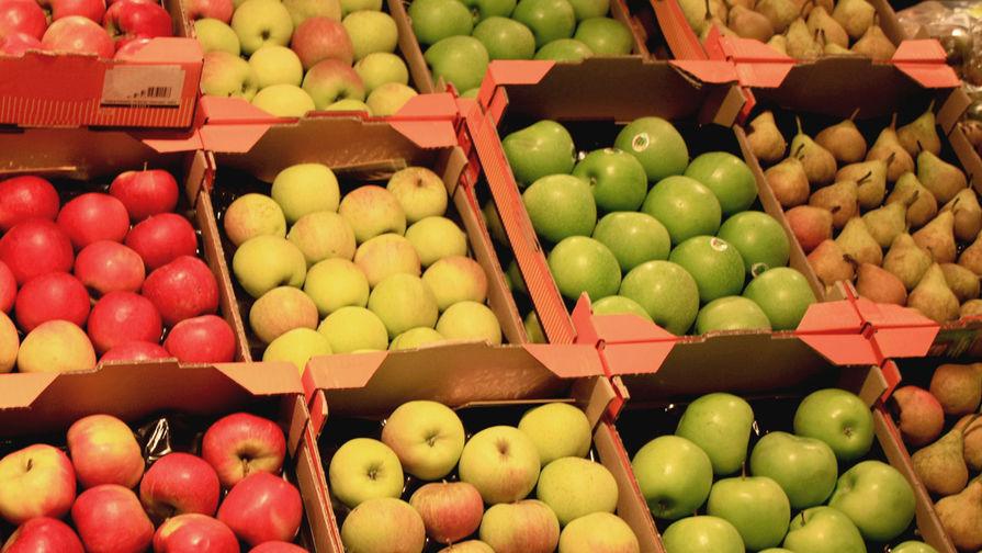 Россияне получат яблоки из Белоруссии