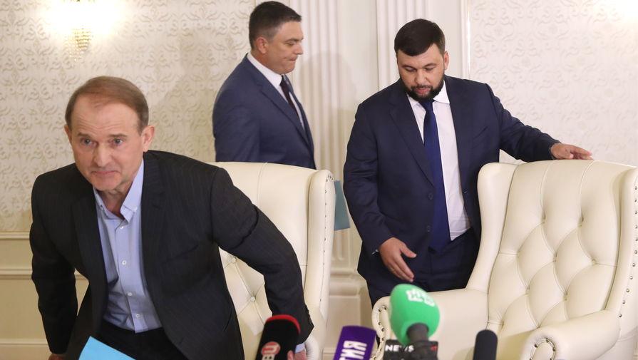 Жест доброй воли: Донбасс выдал Киеву пленных