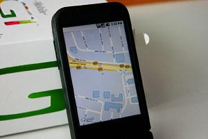 ������� ��������� ������ �������������� ������� �� ���������� � GPS