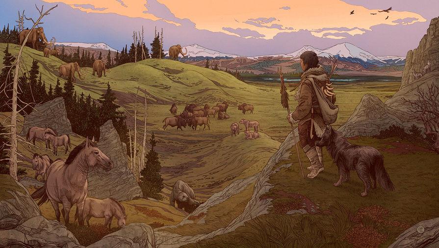 Ученые: предки индейцев привели в Америку собственных собак