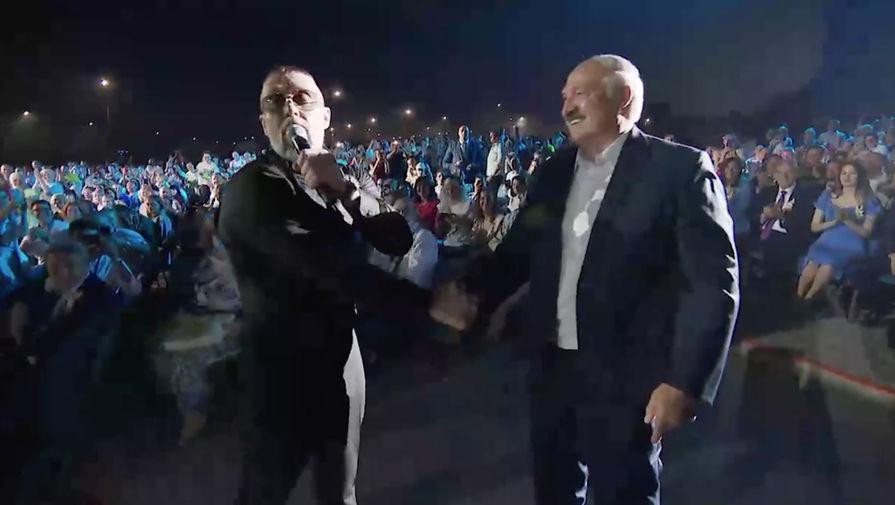 Серега назвал рукопожатие Лукашенко самым крепким в Европе