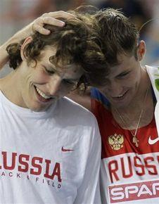 Александр Шустов и Иван Ухов