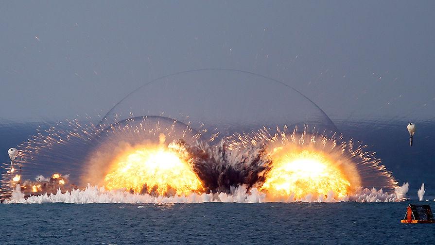 Как обстреливают и бомбят Крым. Волшебный Партенит