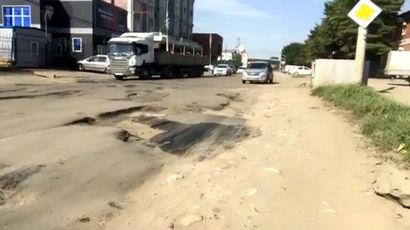 Краснодарские власти рассказали о ремонте дорог после жалобы Путину