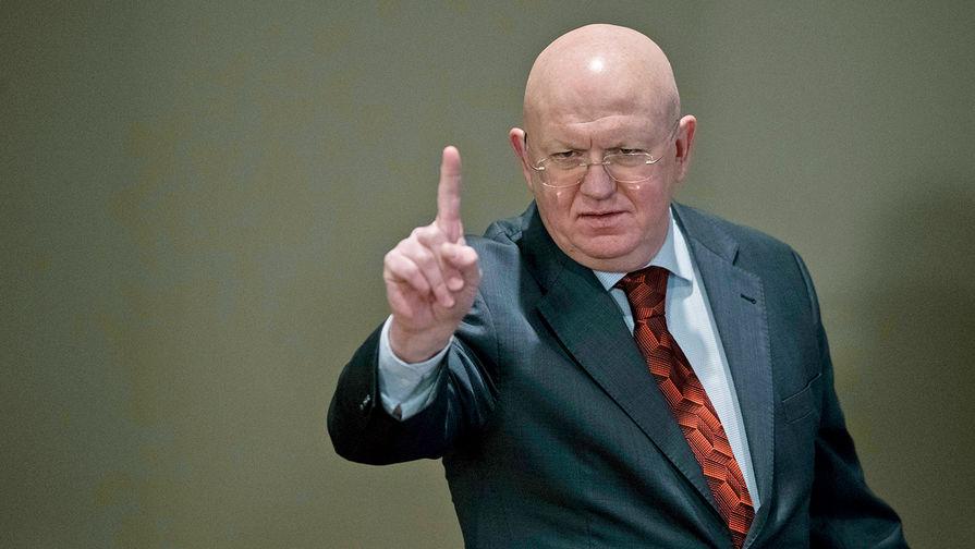 Небензя призвал ООН отреагировать на украинский закон о языке